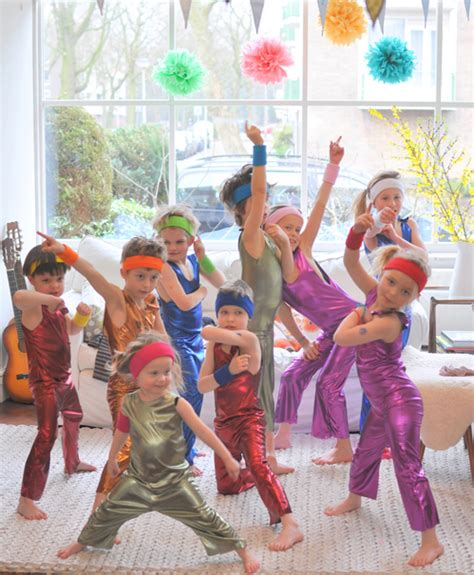 A Disco Party! Babyccino Kids Daily Tips, Children's