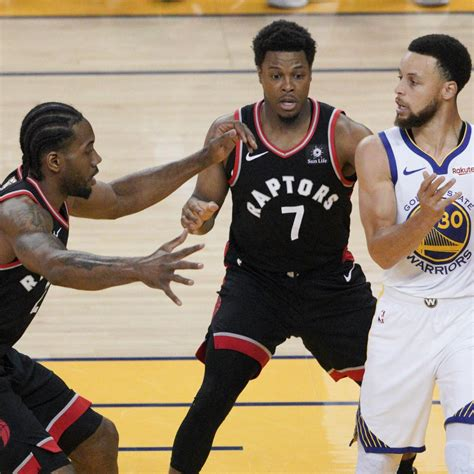 nba finals  raptors  warriors game  tv schedule