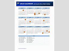 2016 Calendar Templates Free Calendar Template 2019