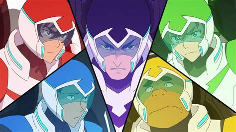 voltron legendary defender character sword netflix series characters which tv dreamworks awesomely honors clip blazing forms voice defenders lions does
