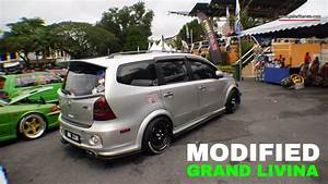 Nissan Grand Livina Custom Modified
