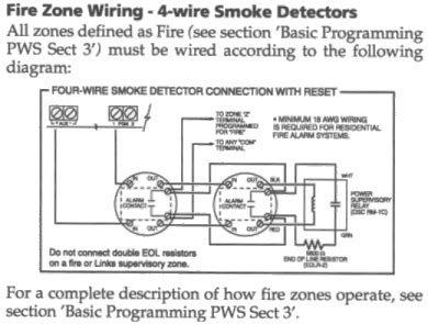 replacing 8 110vac smoke detectors with 8 fsa 210s on dsc
