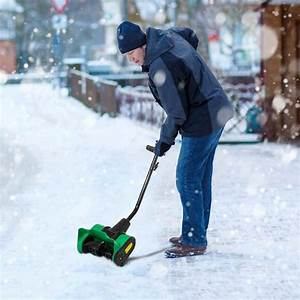 Top 5 Best Electric Snow Shovels  Reviews  U0026 Buying Guide 2018