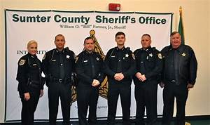 Five new deputies ready for duty with Sumter County ...
