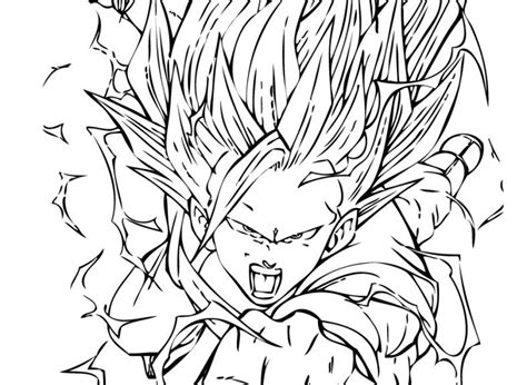 dragon ball  coloring pages coloringpages