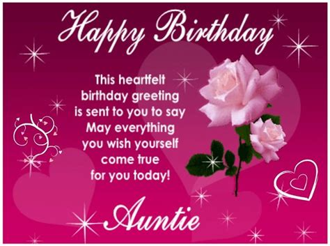 Happy Birthday Auntie Images Happy Birthday Meme Wishes And Quote For Auntie