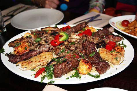 cuisine dinner platter dinner