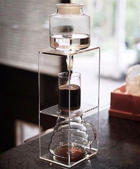 It's made from the highest quality. Flash SALE 24 Hours Hario Water Dripper reduced stunning Cold Drip! Shop Cold Brew ...