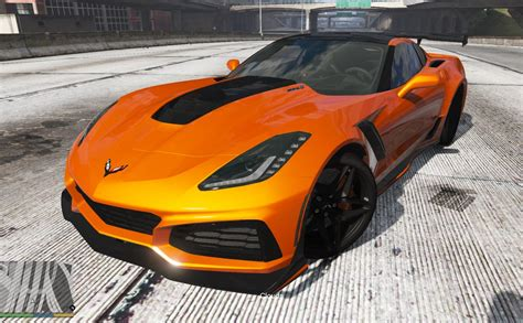 Chevrolet Corvette Zr1 2019 [add-on]
