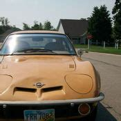 1970 Opel Gt Parts by 1970 Opel Gt 1900 226 Great Parts Car 226 Does Not Start