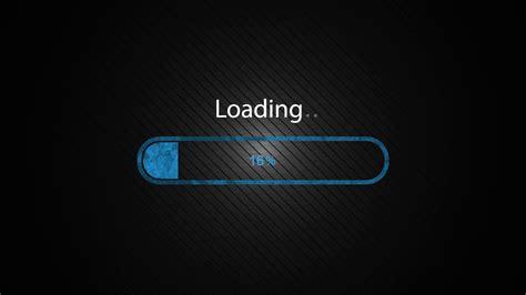 progress loading bar ui indicator loading text loading progress animation web design template