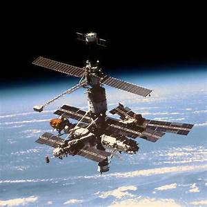 List Of Human Spaceflights To Mir