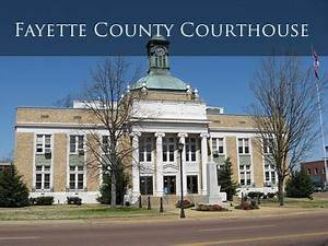 Vote Ed Pulliam | Fayette County Circuit Court Clerk