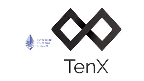blockchain payments startup tenx joins the enterprise ethereum alliance