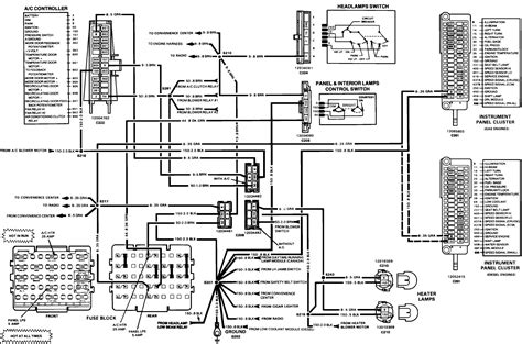 78 Chevy C10 Wiring by Bulldog Wiring Diagram 77 80 Instrument Pg2 With 78 Chevy