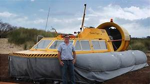 Hovercraft Plan More Than Just Hot Air