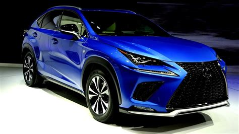 lexus nx pictures top suvs models