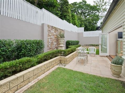 white wood fence panels easy and cool landscape ideas