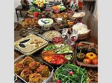 An Ancient Persian Feast – Umami Deli