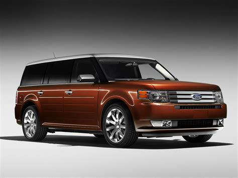 poor car reviewer   ford flex sel limited awd