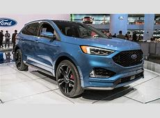 2019 Ford Edge Sport Review – Specs and Release Date