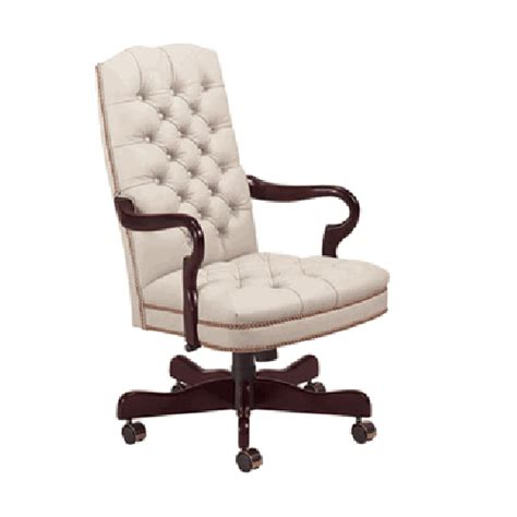 ofs britannia chair executive office traditional tufted chair