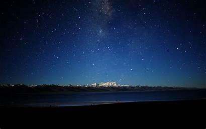 4k Sky Night Desktop Wallpapers Nature Backgrounds