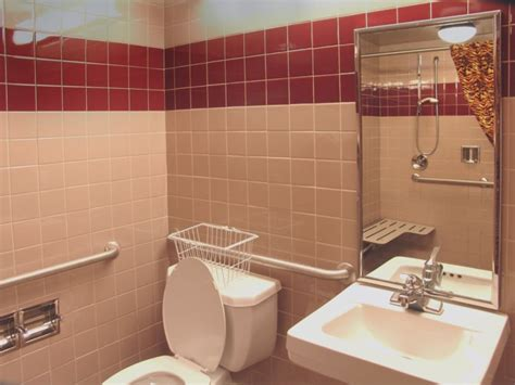 Dimensions Of A Handicap Bathroom  Dimensions Info