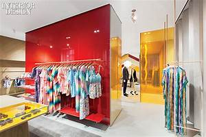 Missoni flagship store by patricia urquiola milan for Interior design office milan