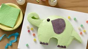 Elephant Cake Recipe - BettyCrocker com