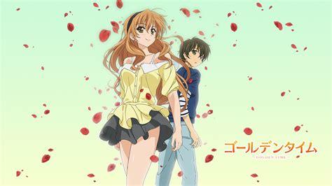 golden time anime hay la libreta de yoshimitsu anime reviews golden time