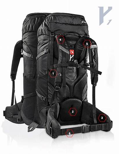 Carrying System Systems Tatonka Outdoor Y1