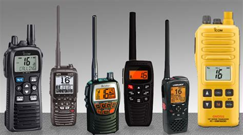 Best Marine Gps For Small Boat by Five Favorite Handheld Vhf Radios Boats