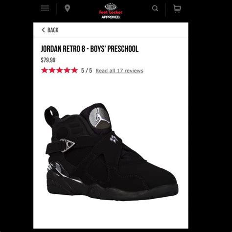 6 shoes retro 8 sneakers boys 775   m 570b34369818298329063544
