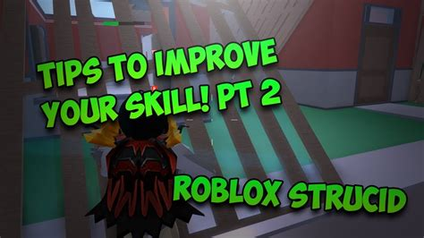 tips  improve  skill  roblox strucid youtube