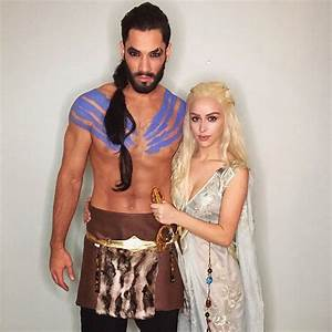 50 Awesome Couples Halloween Costumes | Khal drogo ...