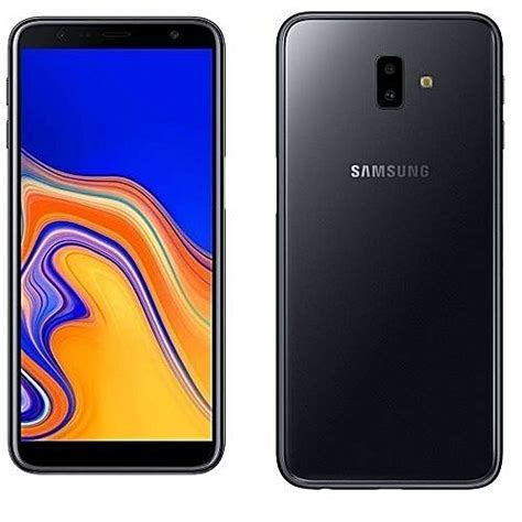 samsung galaxy j6 plus 6 inch hd amoled 3gb 32gb rom android 8 1 oreo 13mp 5mp
