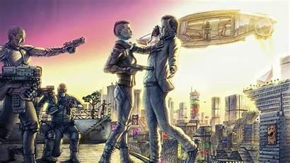 Cyberpunk 2077 4k Wallpapers Resolution
