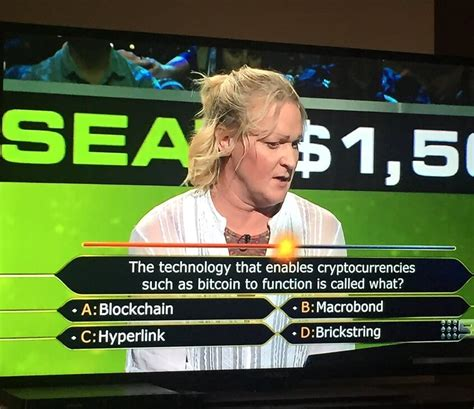 Ethereum 2.0 is now ready to go. Bitcoin on Who Wants to Be a Millionaire Australia | Bitcoin, About me blog, Millionaire