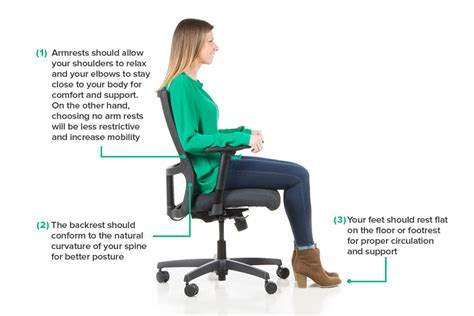 types of office chairs
