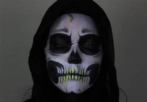 Maquillage Squelette Maquillage Squelette Les 18 Meilleurs Tutos De Maquillage Pour