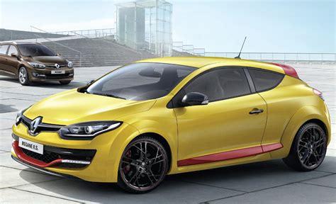 Renault Reveals 2018 Megane Facelift Lineup Hatch Coupe