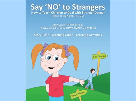 special educational needs teaching resources tes 669 | CoverSayNotoStrangersTES999
