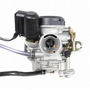 Chinese 139qmb Carburetor - Electric Choke