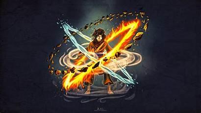 Korra Avatar Legend Wan Wallpapers Elements Anime