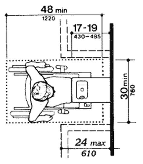 ada toilet height requirements adaag figure 27b