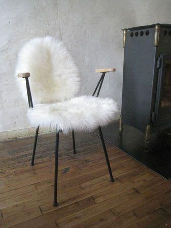 chaise fourrure le catalogue d 39 idées