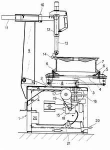 Patent Us6227277 - Tire Removal Machine