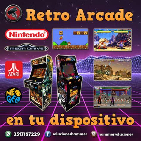 Descubre los 129 juegos retro para pc como: Juegos Retro Arcade para PC / Android / TvBox - HAMMER ...