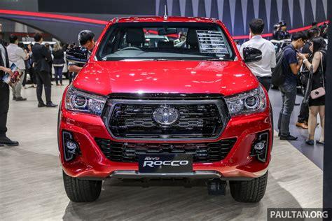Revo Image by Bangkok 2018 Toyota Hilux Revo Range Topper Paul